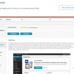 installer facilement wordpress avec 1and1