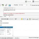 OVH webmail