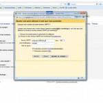 envoyer un email depuis gmail avec une adresse webmail OVH