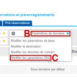 modifier les paramètres DNS chez 1and1